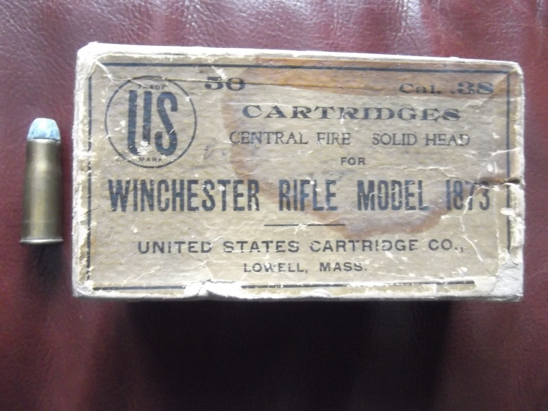 """Boites de munitions US """"old west"""" Dscf3810"""