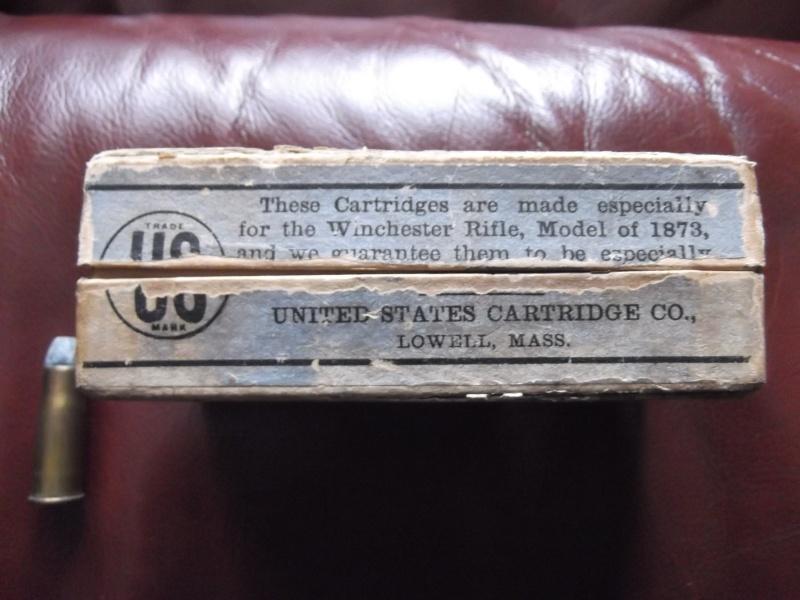 """Boites de munitions US """"old west"""" Dscf3811"""