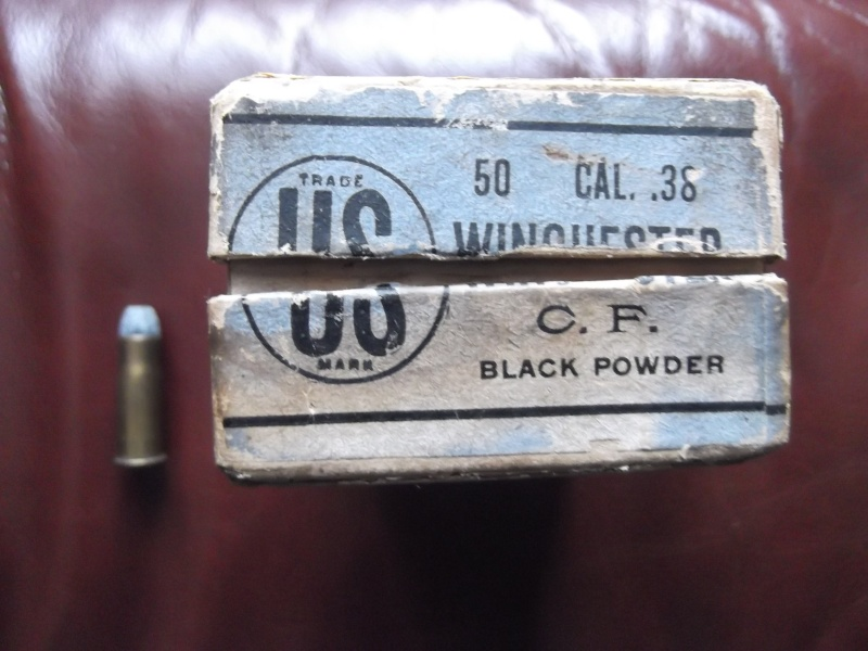 """Boites de munitions US """"old west"""" Dscf3812"""