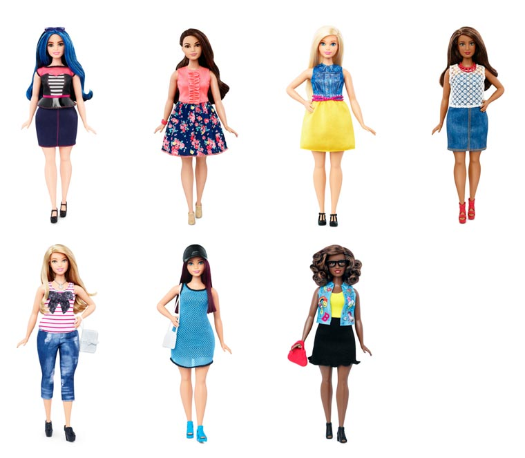 NEWS!! Nouvelle Barbie fashionista - Page 2 Curvy10
