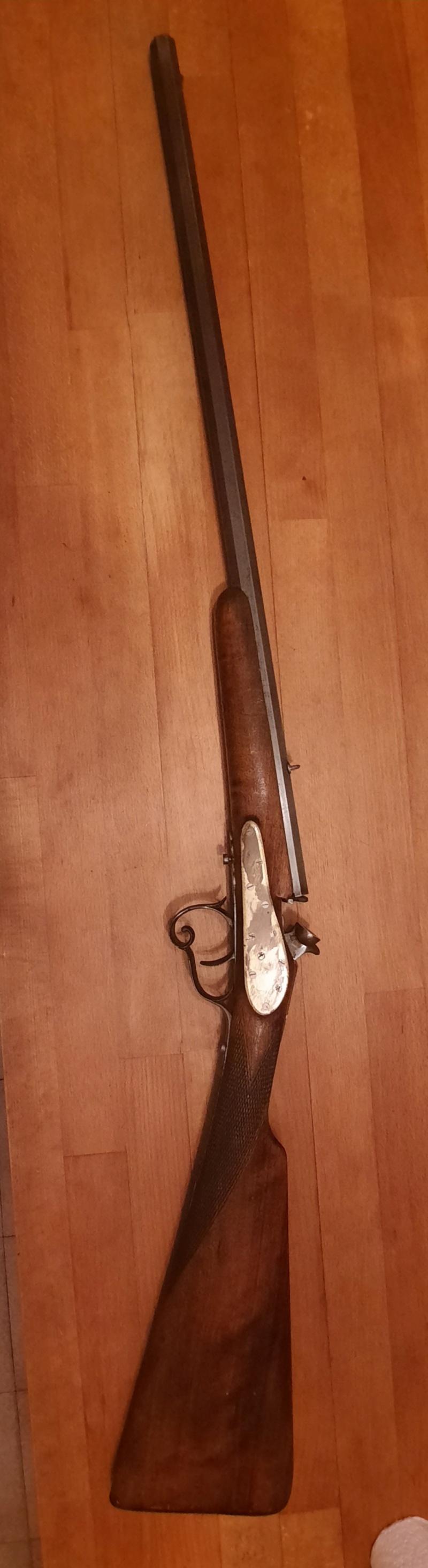 Petit Fusil Ancien 20201011