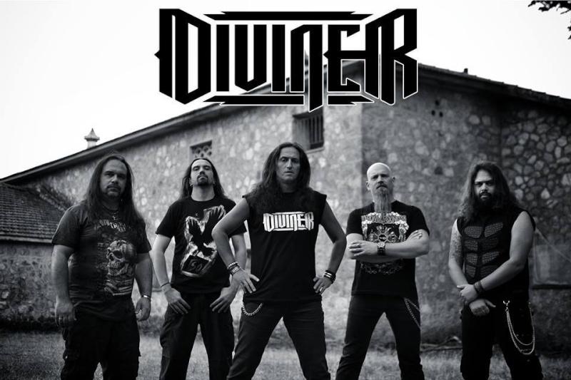"Diviner - ""Fallen Empires"" (2015) Divine10"