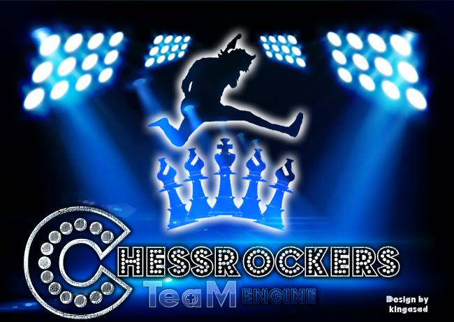 ChessRockers 1.1 For ree  Logo11