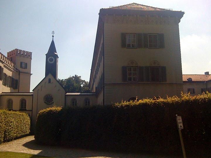 Les châteaux de bavière 11011017