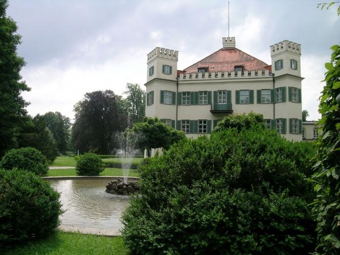 Les châteaux de bavière 12922610