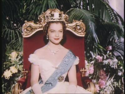 Romy Schneider dans les jeunes années d'une reine 14641110