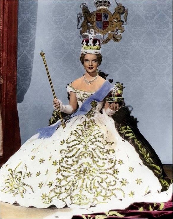 Romy Schneider dans les jeunes années d'une reine 99664510