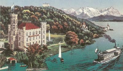 Les châteaux de bavière Berg_210