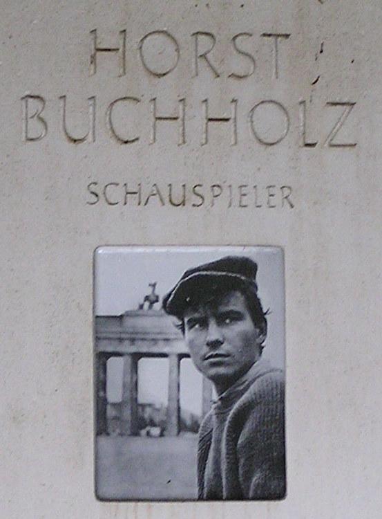 Horst Buchholz Friedh10