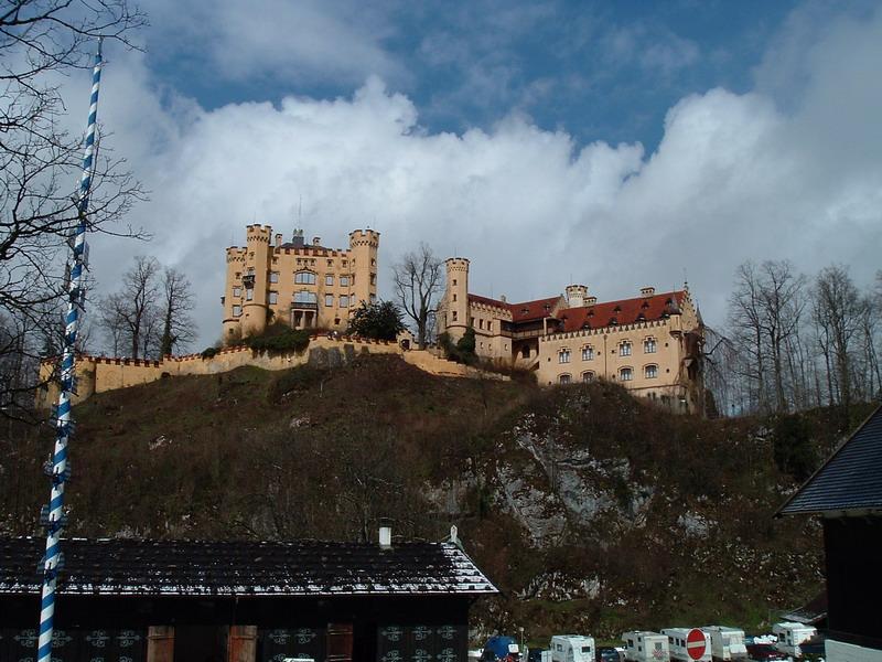 Les châteaux de bavière Hohens11