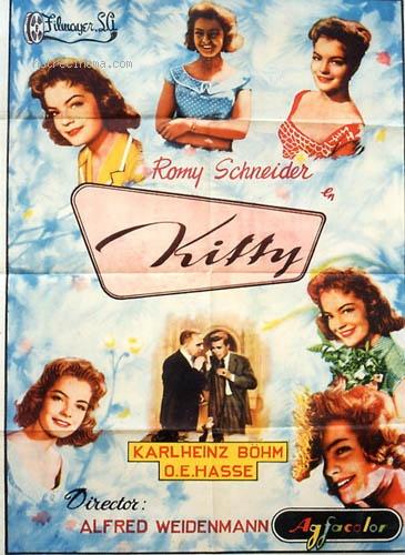 Filmographie de Romy Schneider Kitty-10