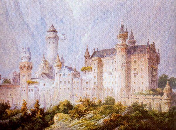 Les châteaux de bavière Neusch11