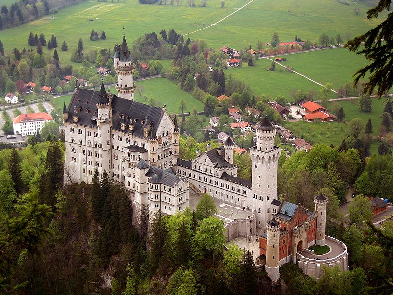 Les châteaux de bavière Neusch12