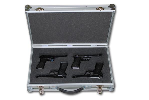 Pistola PACK in Argento!!! Codfl010