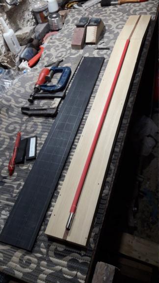 Projeto de baixo na Guidini Guitars (cancelado pela luthieria) 20201014