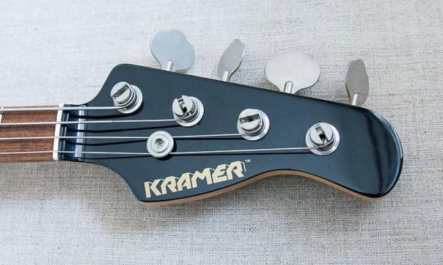 Kramer Jazz Bass? Kramer12