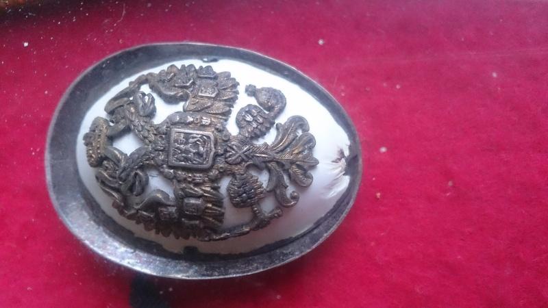 Les objets de mon arrière grand père, officier russe durant la ww1 Dsc_1417
