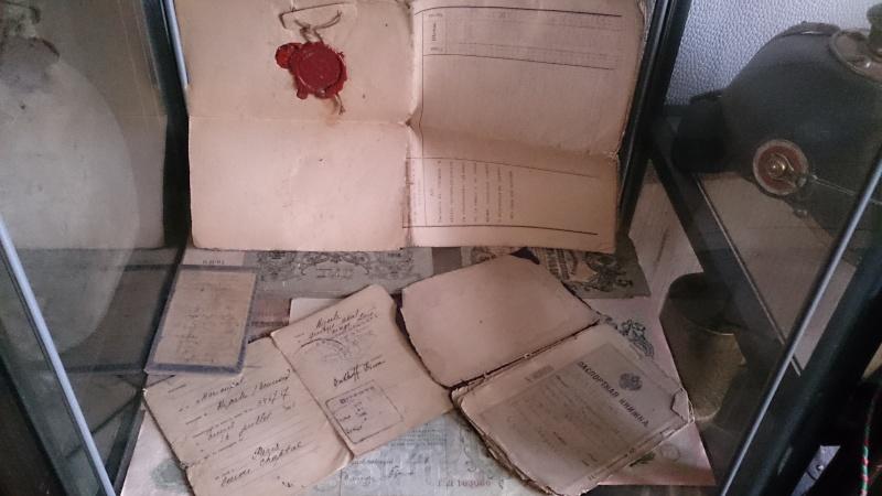 Les objets de mon arrière grand père, officier russe durant la ww1 Dsc_1423
