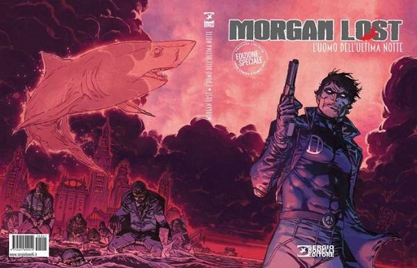 Migliore copertina variant Bonelli 2014 e 2015 Morgan10
