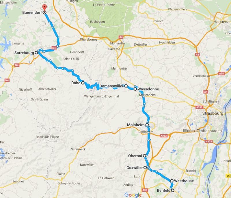 Dabo Moselle (Abreschviller) Baeren11