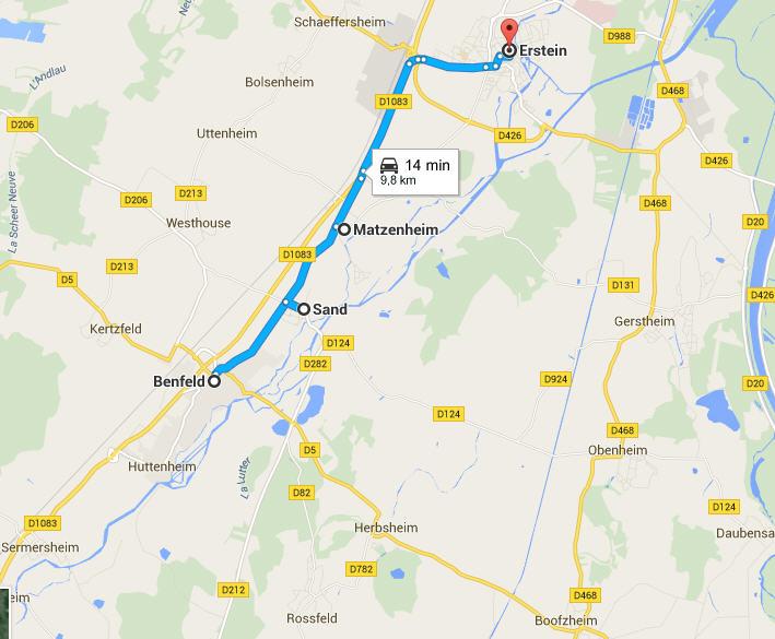 erstein - Erstein Bas-Rhin  (+ Borne 1078 ) Benfel10