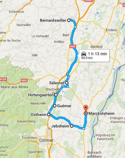 Sélestat Bas-Rhin Bernar10