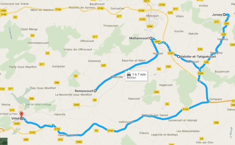 Mattaincourt Vosges  Jorxey10