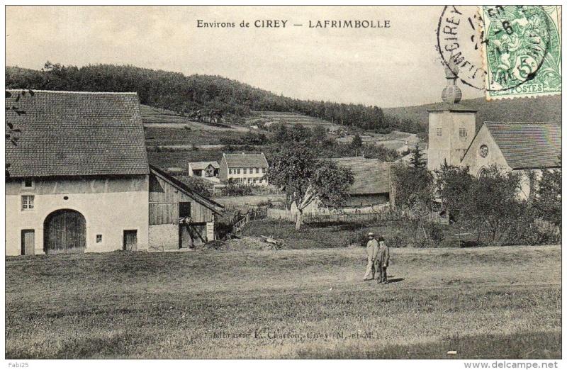 Dabo Moselle (Abreschviller) Lafrim14