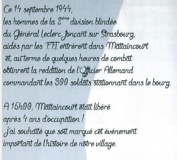 Mattaincourt Vosges  Mattai11