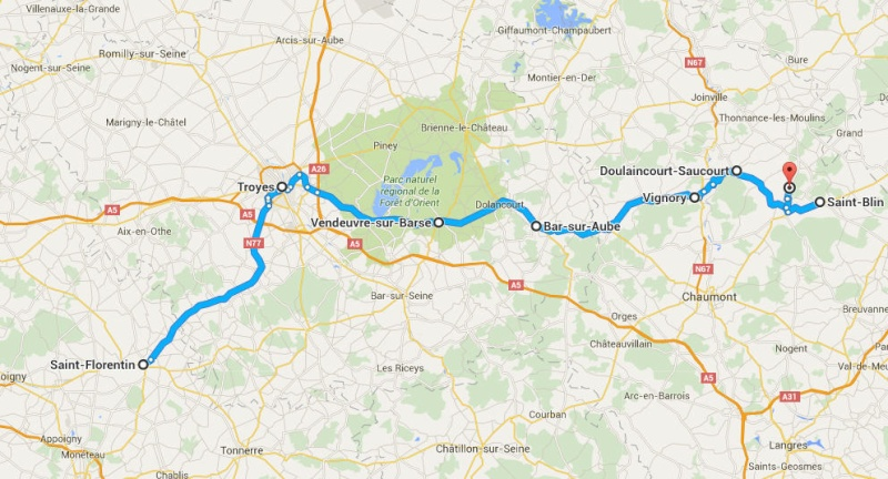 vauluisant - Vauluisant (Courgenay) Yonne Saint_16