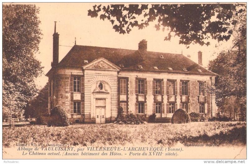 vauluisant - Vauluisant (Courgenay) Yonne Vaului11