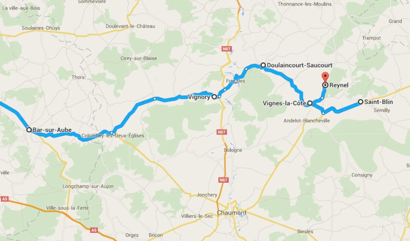 vauluisant - Vauluisant (Courgenay) Yonne Vignes10