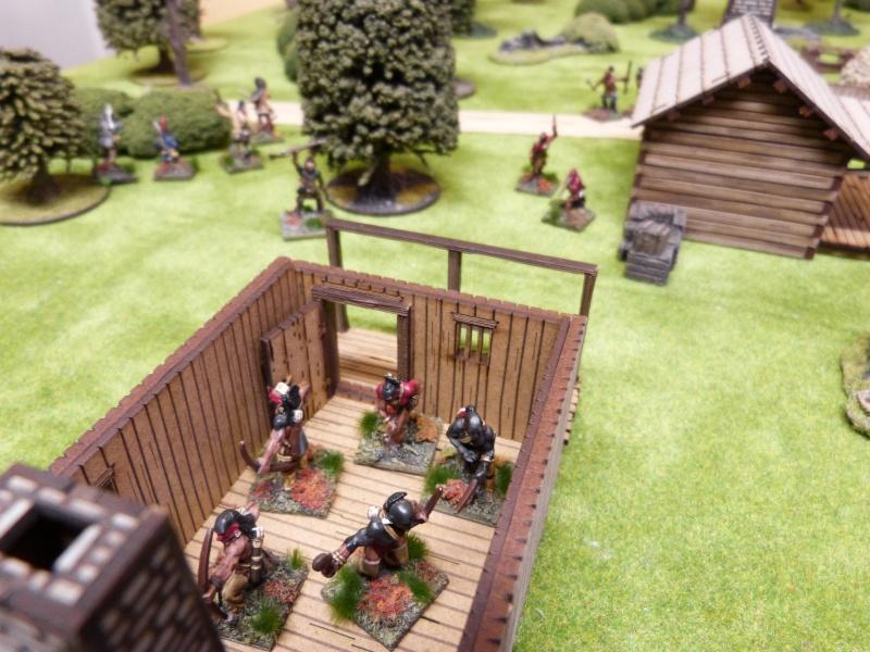 Raid Anglo-Indiens sur une petite colonie Française ...  P1020035