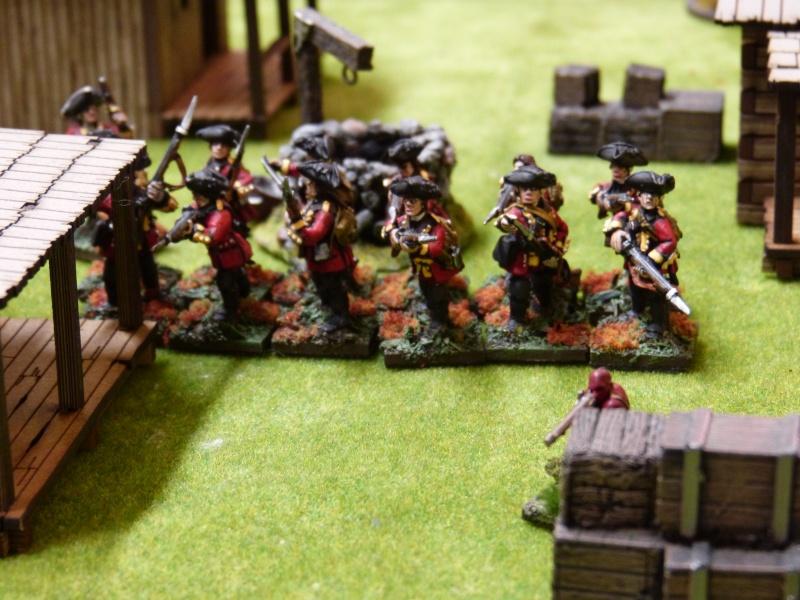 Raid Anglo-Indiens sur une petite colonie Française ...  P1020110