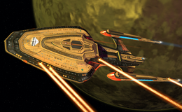 Endeavour Class - Tactical Star Cruiser