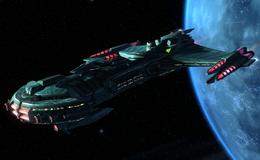 Gorkon Class - Science Battlecruiser