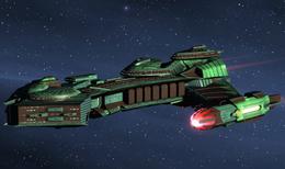 Kahless Class - War Battlecruiser