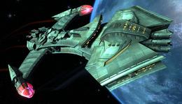 Martok Class - Tactical Battlecruiser