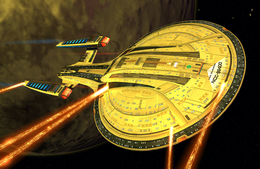 Sojourner Class - Operations Star Cruiser