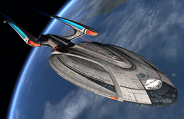 Yorktown Class - Science Star Cruiser