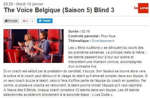 [19/01/2016-20h20] RTBF La Une - The Voice Belgique - Blind 3  The_vo12
