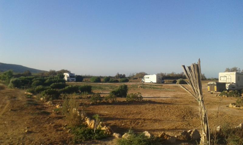 [Maroc Camp/Découverte] Rachid et la nouvelle Aire de TAFEDNA (Zone 4) 20160113