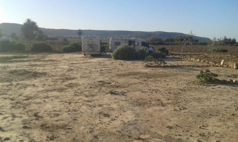 [Maroc Camp/Découverte] Rachid et la nouvelle Aire de TAFEDNA (Zone 4) 20160114