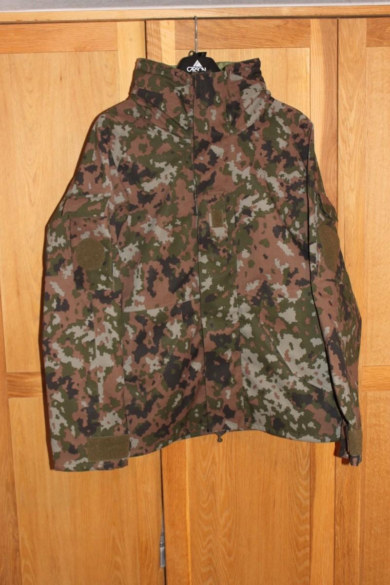 Lux Waldtarndruck gore tex jacket Img_4033
