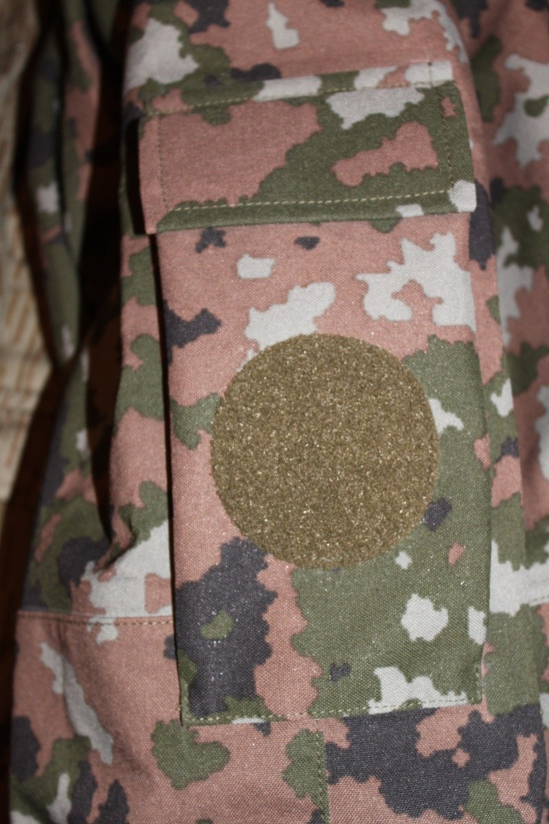 Lux Waldtarndruck gore tex jacket Img_4037