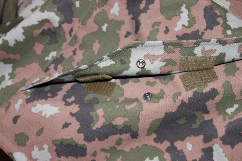 Lux Waldtarndruck gore tex jacket Img_4039