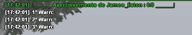 Dossier de réintégration - James Beckley (REFUSÉ) Averti11