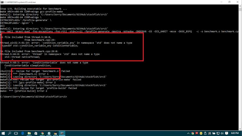 How to Upgrade Mingw GCC 4.9.2 to GCC5.3 Eooror10