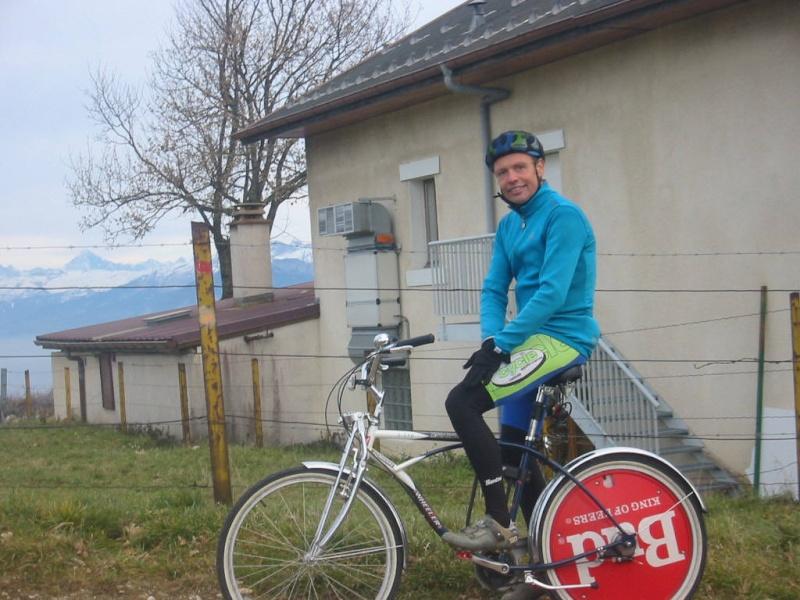 Le post du vélo et du vtt avec nos MP Beach10