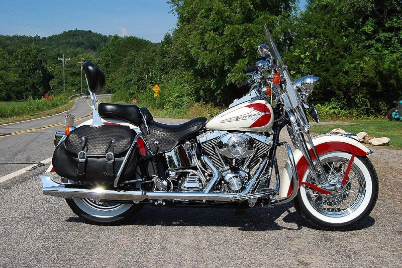 Softail HERITAGE SPRINGER 110